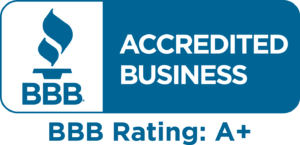 Better Business Bureau: A+ Rating